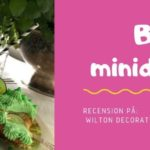 Baka dinosaurie? Wilton Decoration Muffinskit – Recension