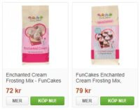 frosting mix